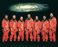 STS-103 Official NASA Crew Portrait